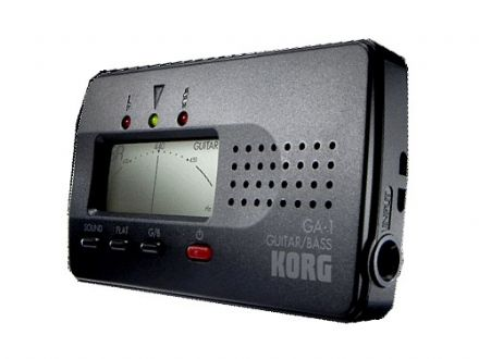 Korg Guitar and Bass Tuner GA-1